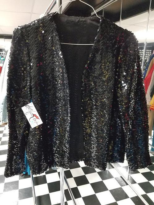 Grandma's Sequin Jacket