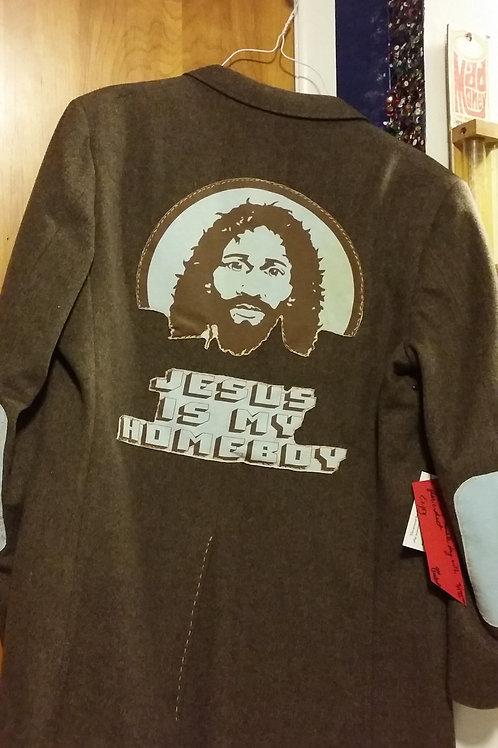 Jesus is my Homeboy Blazer