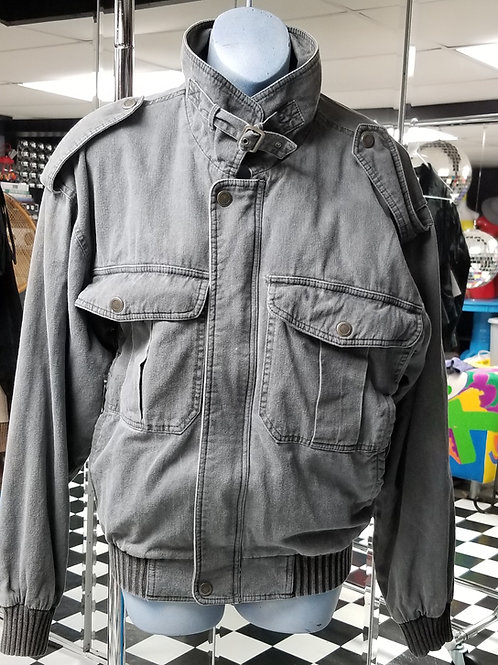 Members Only! Cotton Bomber Jacket