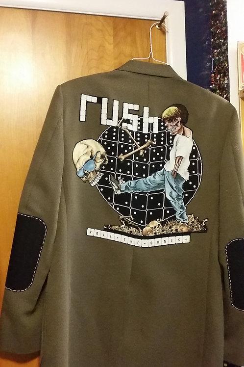 RUSH Rock Band Blazer