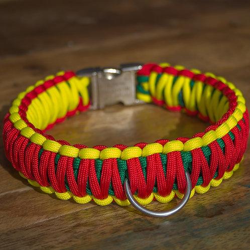 "Halsband ""Rastafari"""