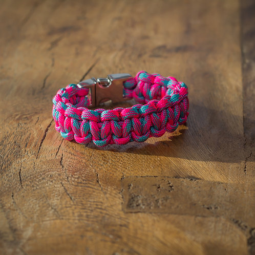 "Armband ""Solomon"" Candy-Cotton"