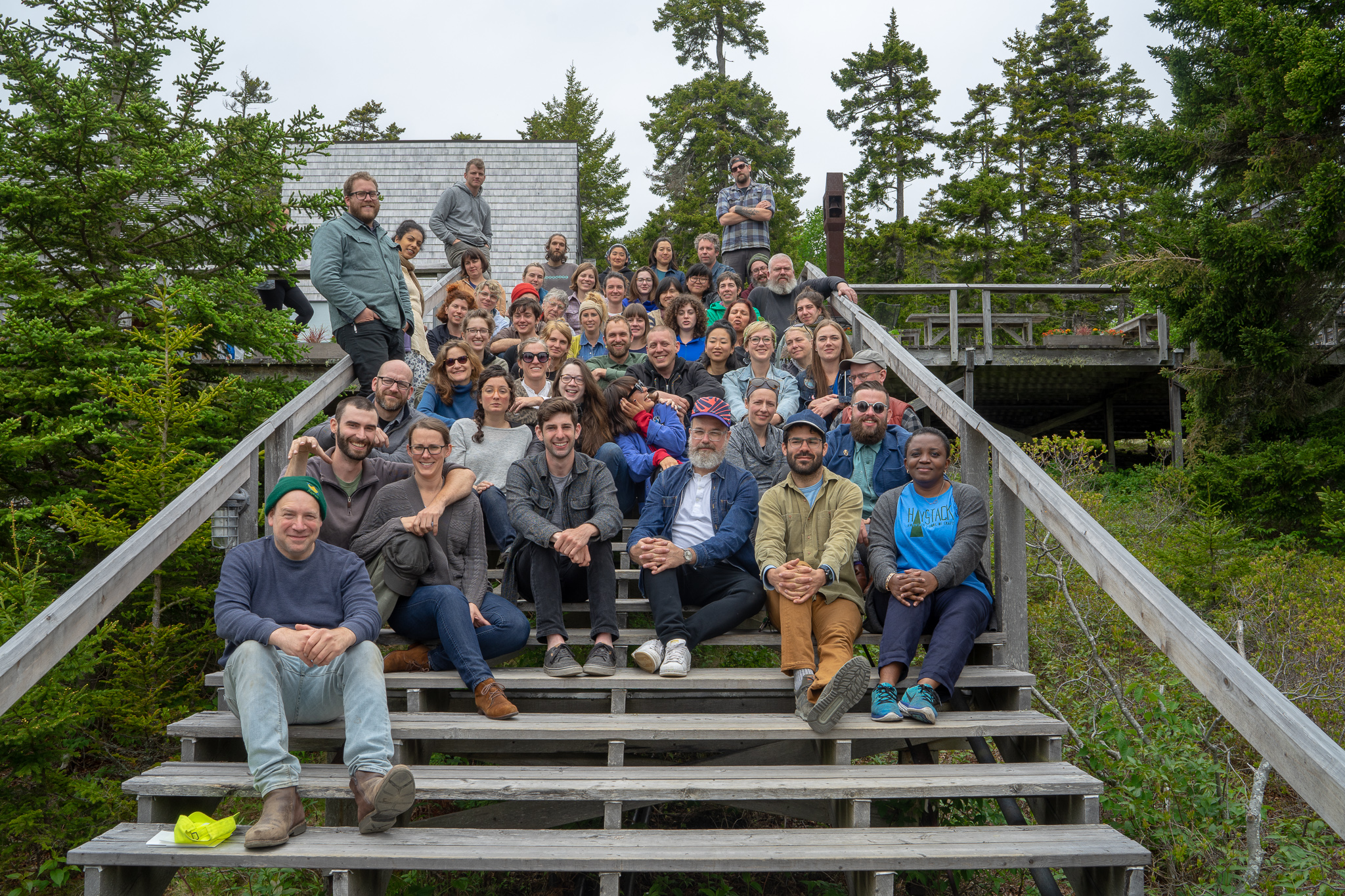 Group Photo, Open Studio Residents