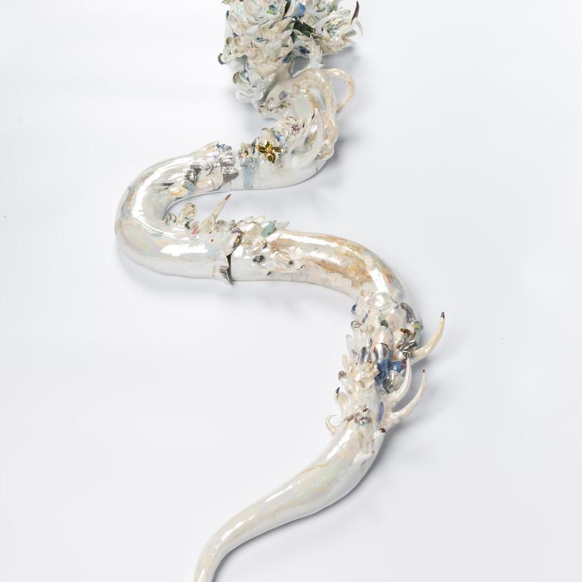 Naga Maedaw Serpent back view