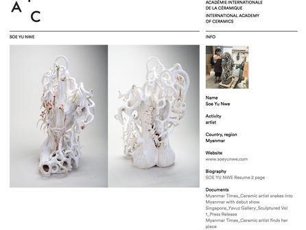 IAC (International Academy of Ceramics)