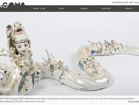 The 9th Asia Pacific Triennial of Contemporary Art @ QAGOMA, Statement