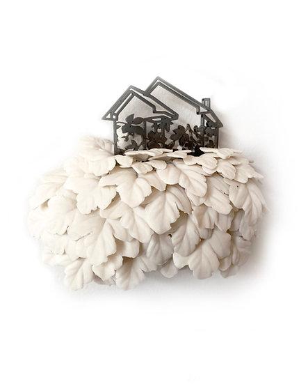 Colleen Toledano | Leaf House Commission (Large)