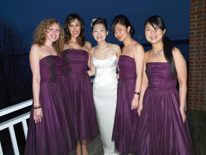 Wedding Photography NY Elegant Tones