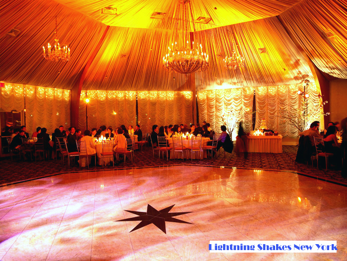 NJ Wedding Lighting from LSNY EVENTS
