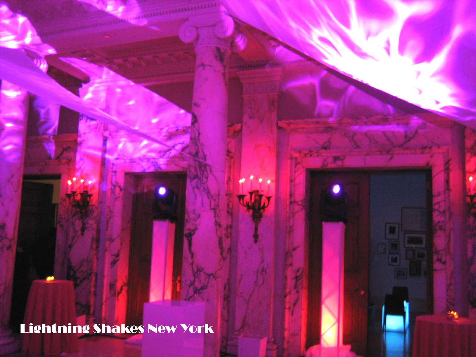 More Corporate Event Lighting
