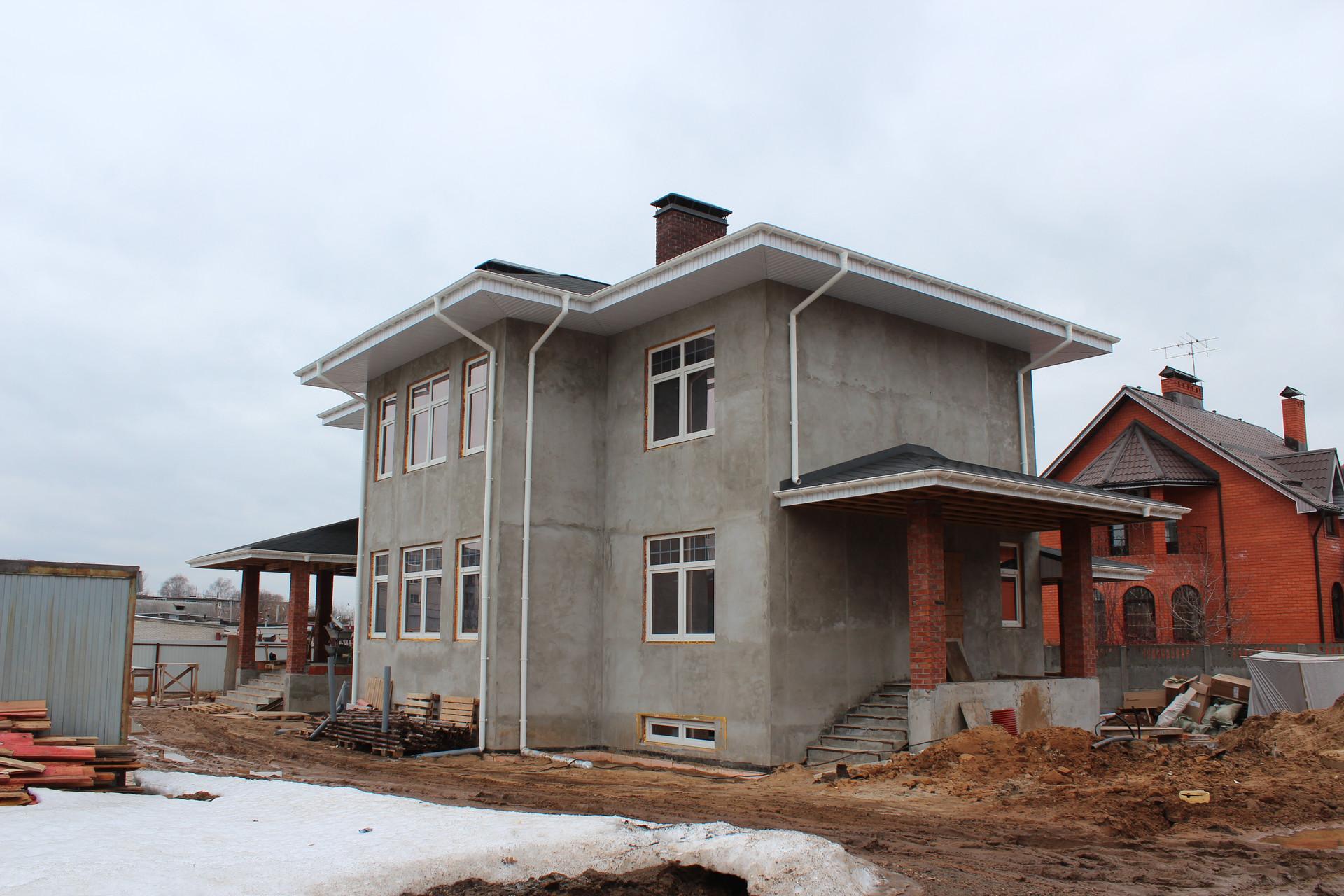 Проект дома из керамических блоков 02.JP
