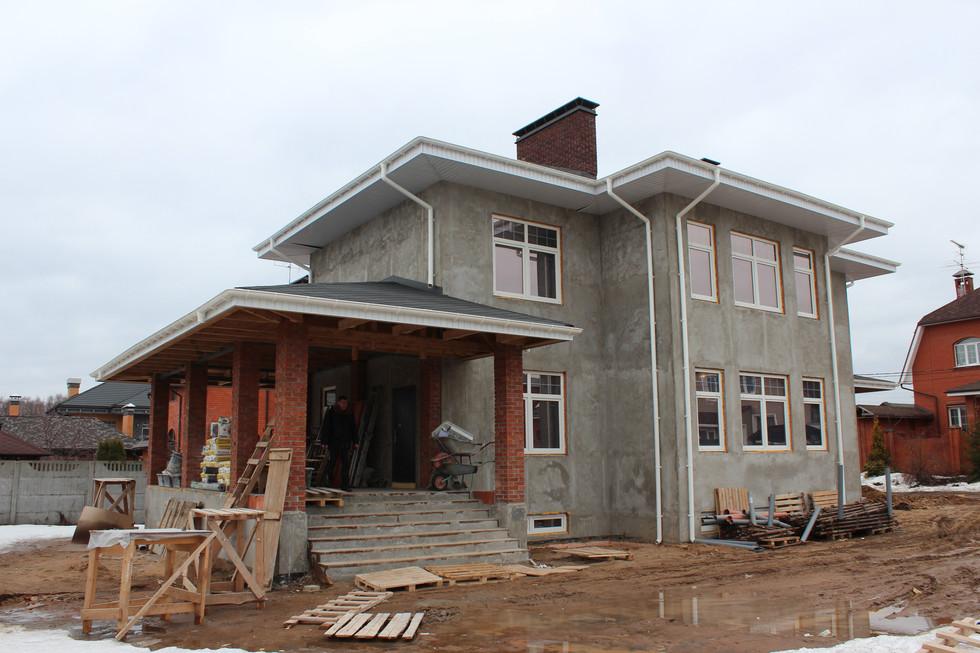 Проект дома из керамических блоков 03.JP