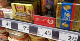 Ceny masła lecą w dół. Branża mleczarska ma poważne powody do zmartwienia