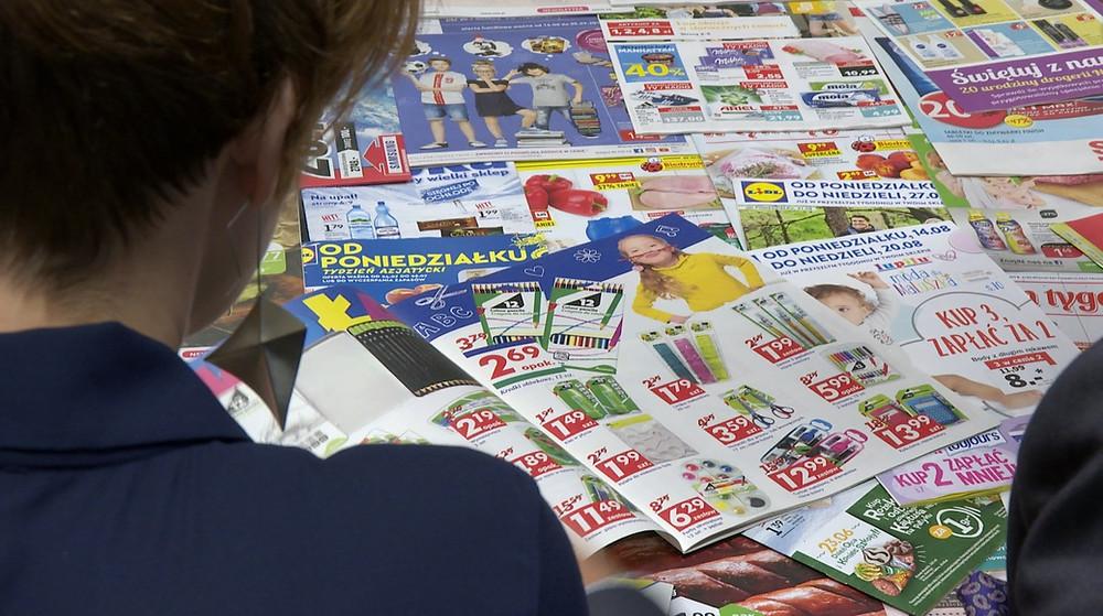 Badanie gazetek promocyjnych - Hiper-Com i AdRetail badają rynek