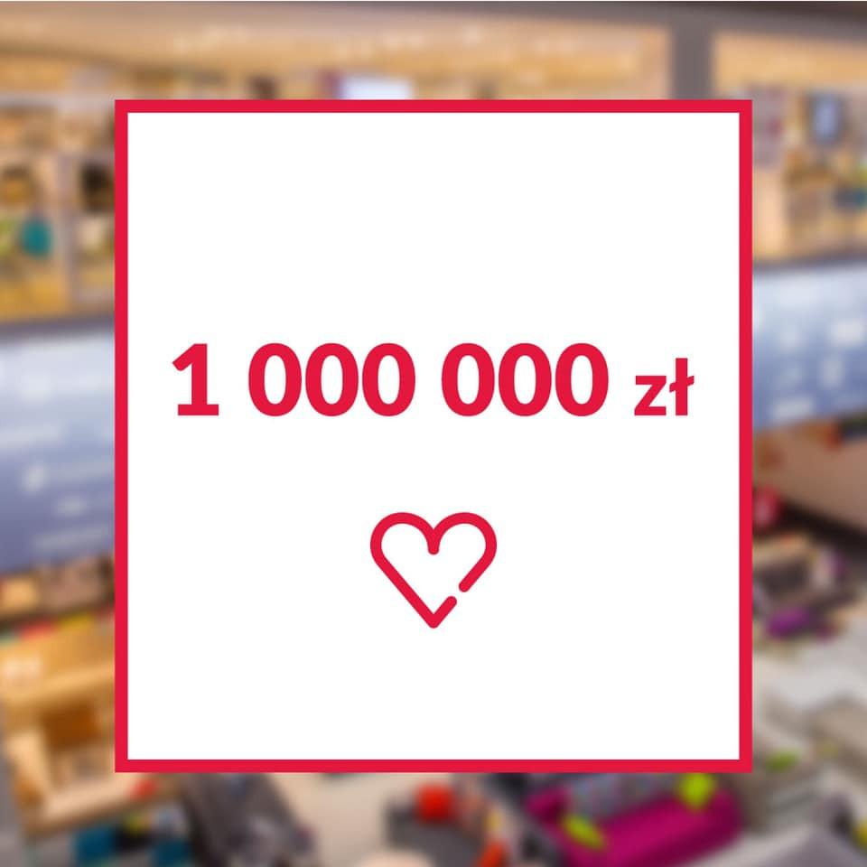 Agata 1 000 000 zł