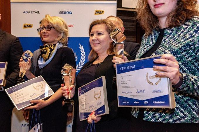 Zwycięzcy III edycji AdRetail Inspirio, sieci które maja najlepsze gazetki promocyjne