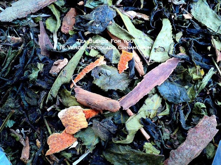 Té Verde Mentolado Cinnamomum