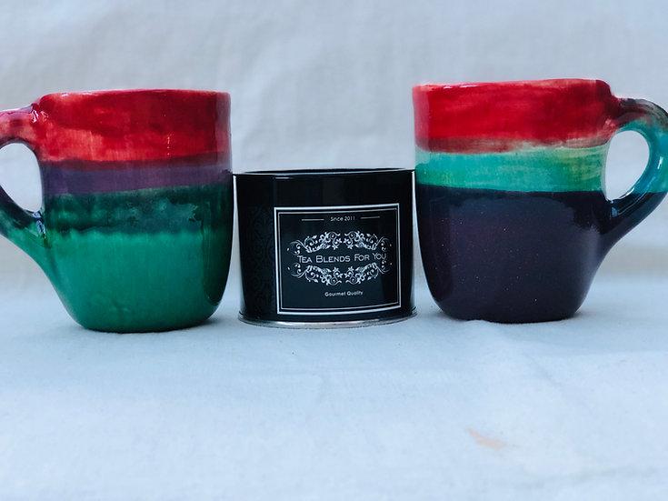 Jarros en cerámica artesanal