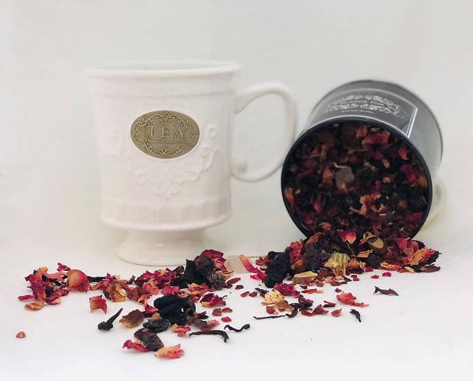 Mug Tea dorado