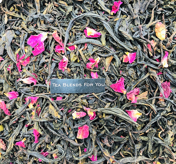 Té Verde Earl Grey Rose