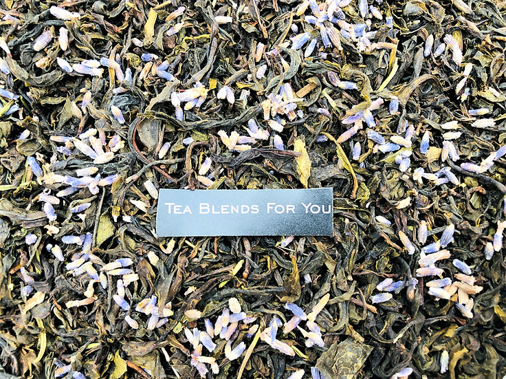 Té Verde Lavender