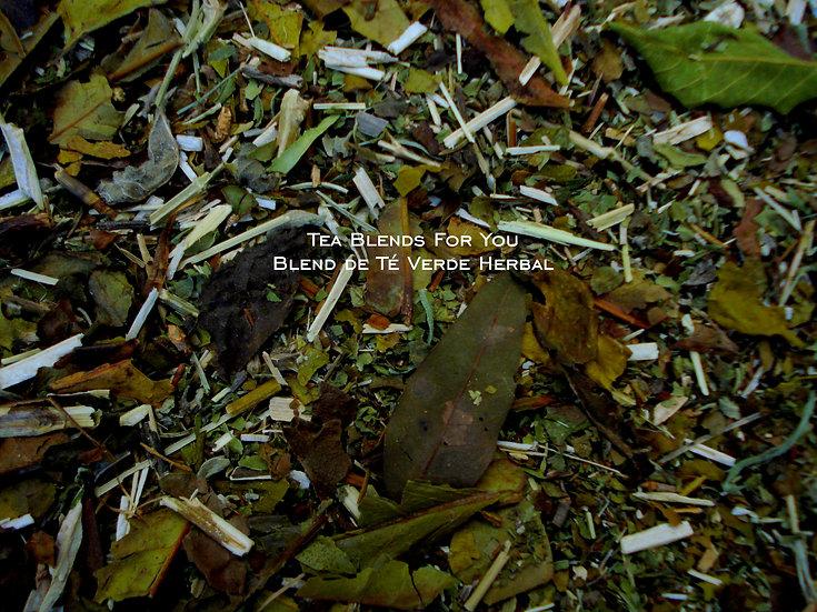 Té Verde Herbal Pearl