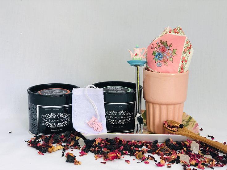 Set Pink Tea
