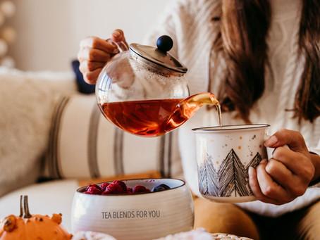 Receta del Blend de Té Chai