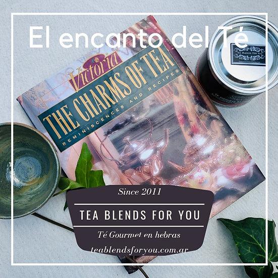 Recetario de Blends de Té y Hierbas Funcionales