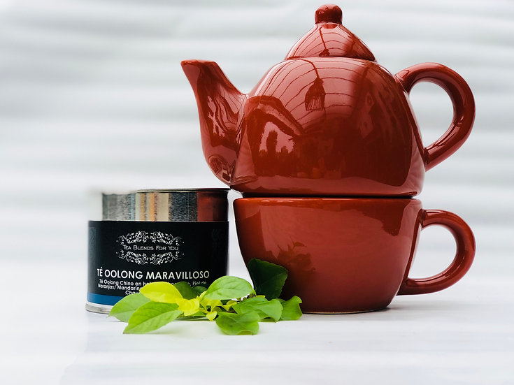 Tea For One cerámica colores