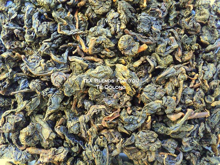 Té Oolong Chino Alta Oxidación