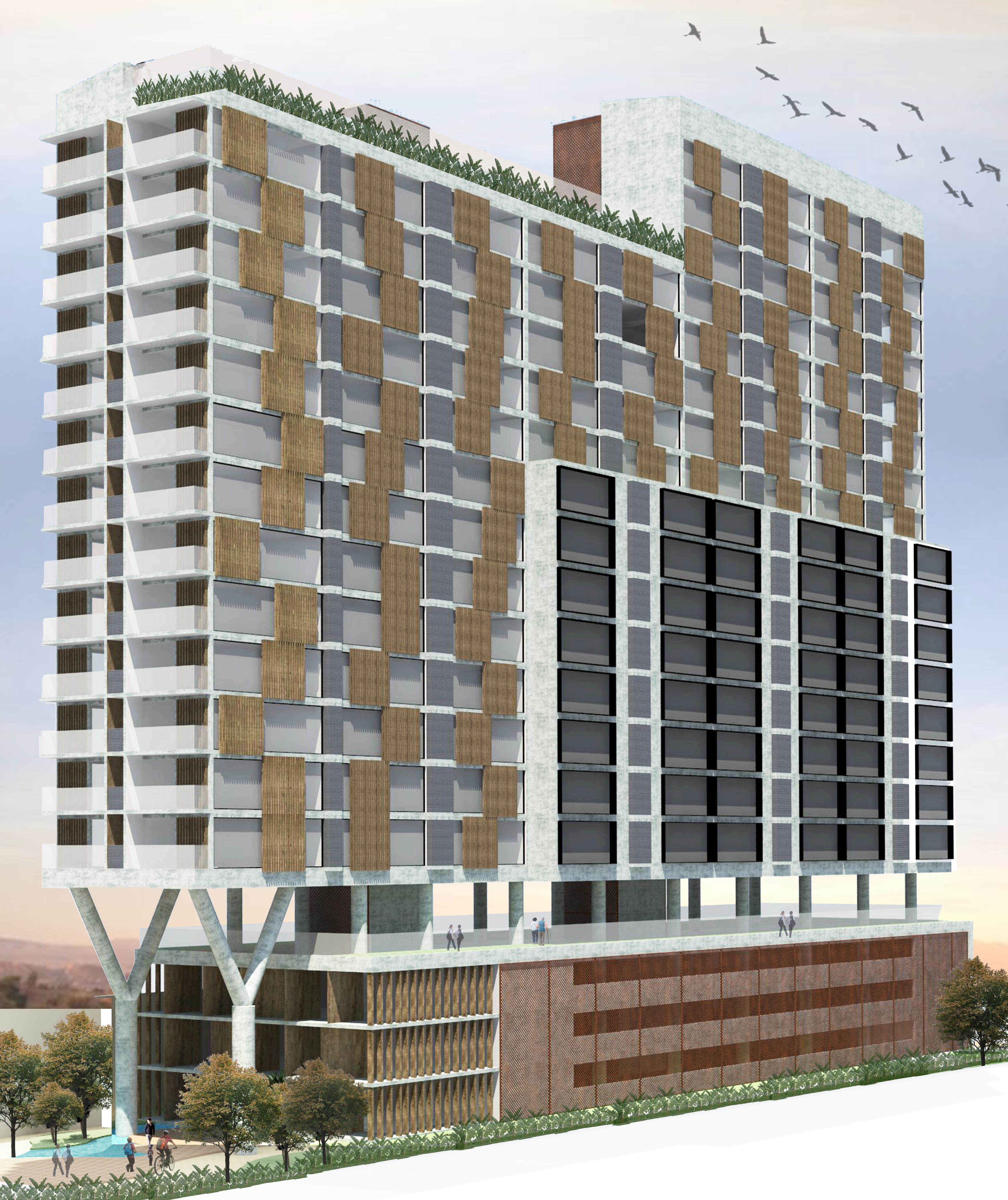 Edifício Multifuncional