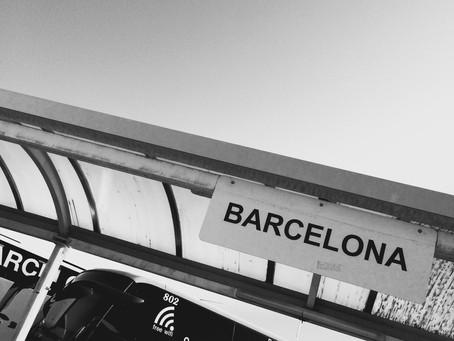 Barcelona Journal Entries