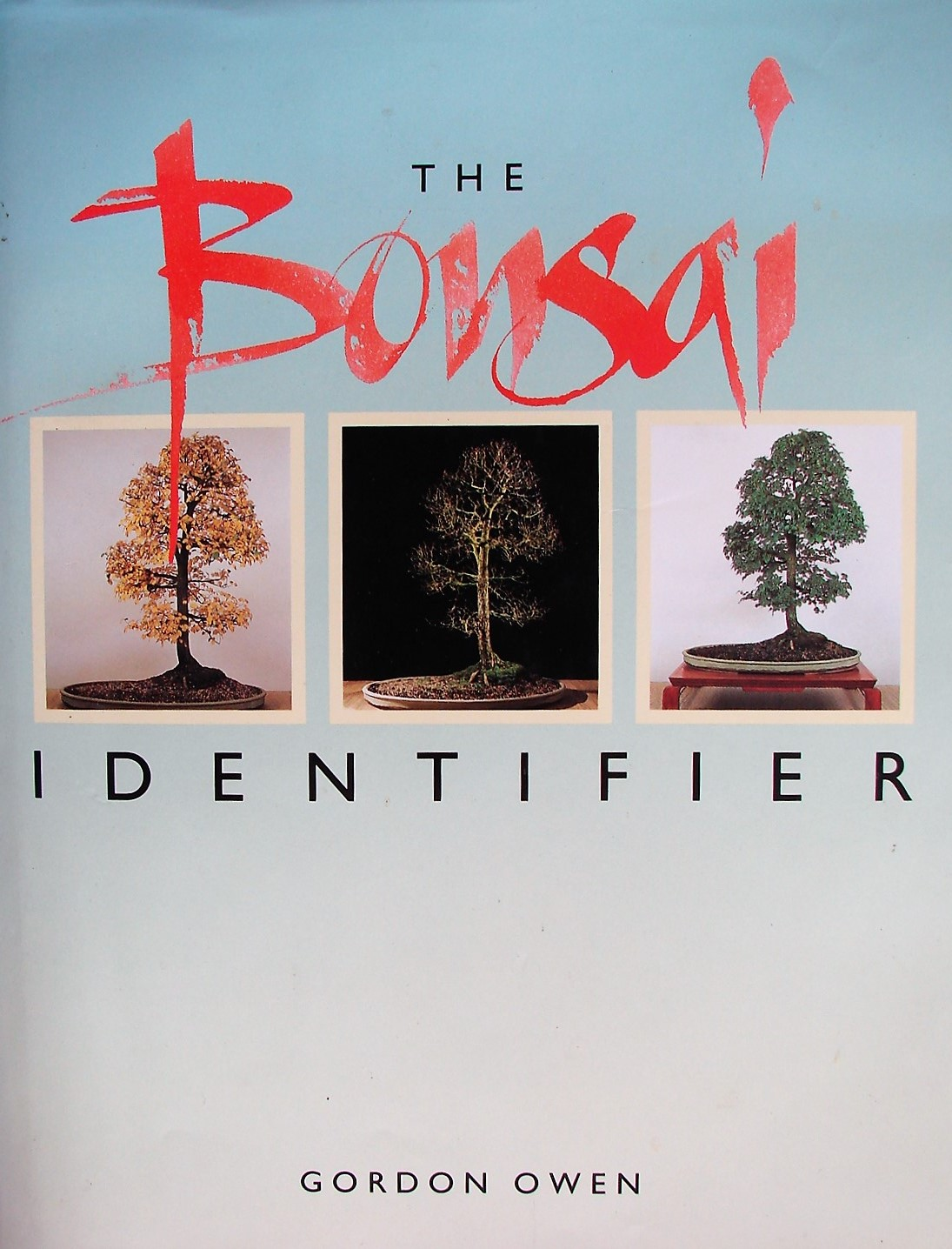 Bonsai Identifier