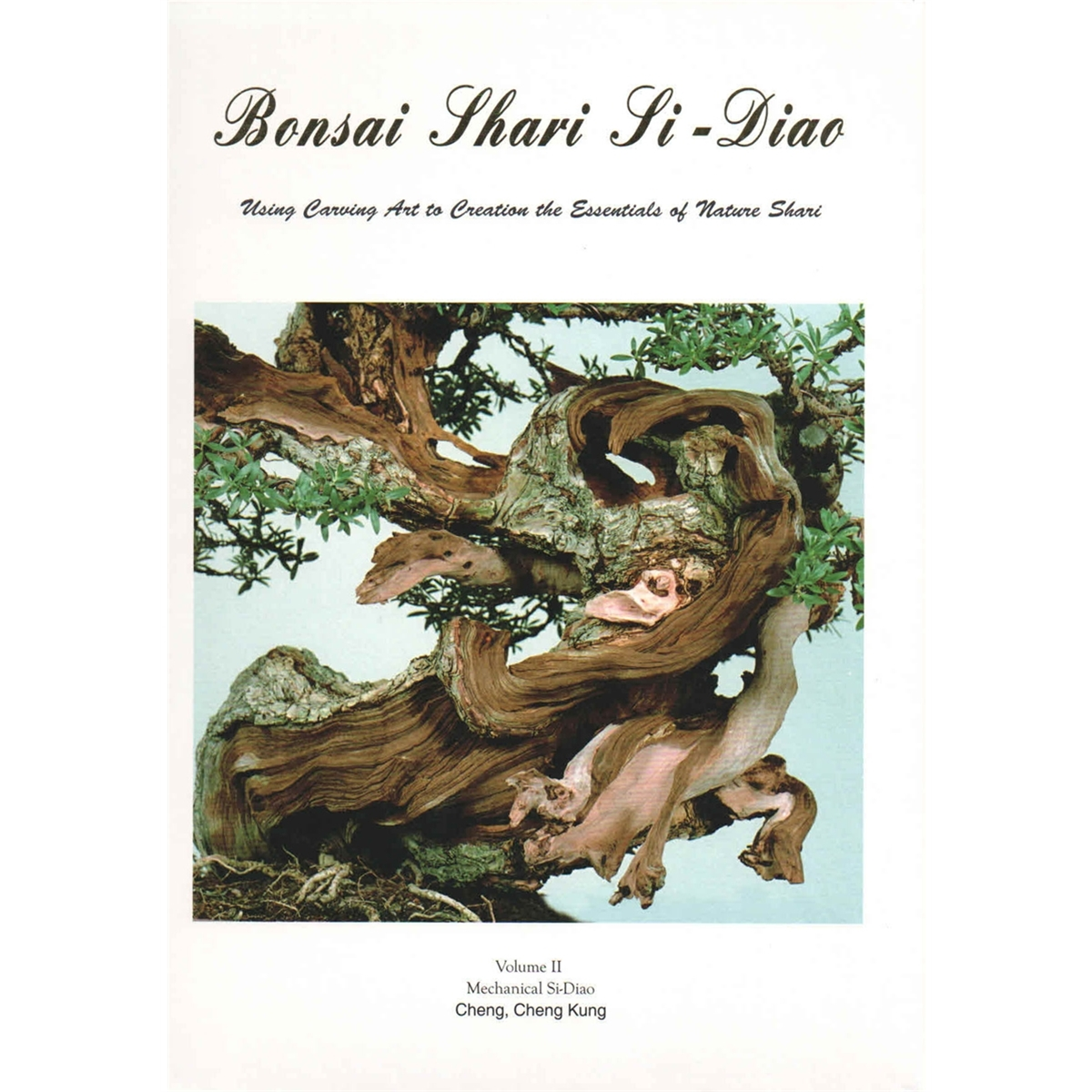 Bonsai Shari Si-Diao  Vol 1