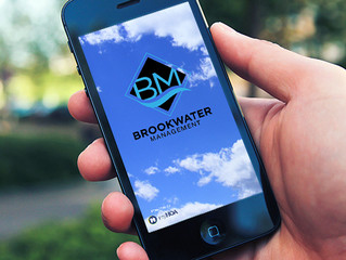 It is our pleasure to welcome Brookwater Management!