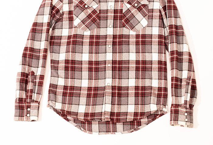 Chemise carreaux Levi's - Taille M