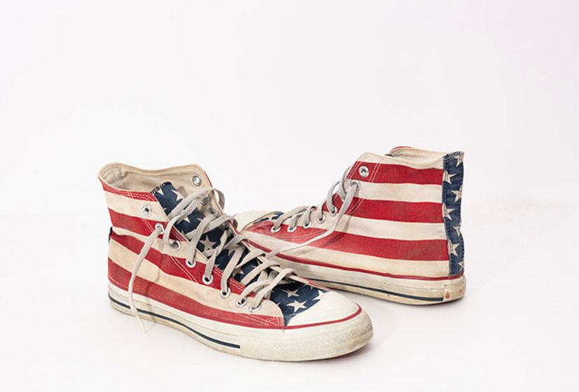 Converses Montantes USA - Taille 44