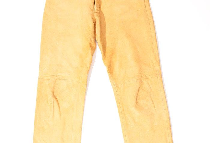 Pantalon en Chamois - Taille 34