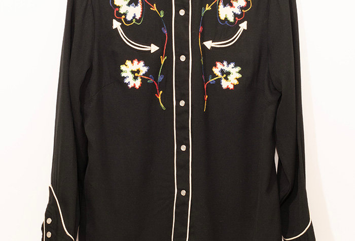 Chemise Western H bar C - Taille S