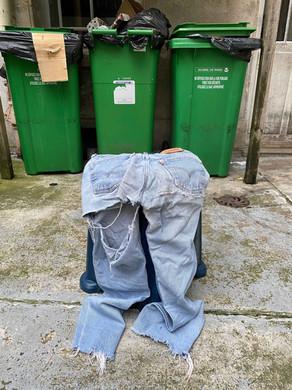 1. Choisissez un de vos jeans