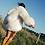 Thumbnail: Fausse Fourrure Frisée - Taille Universelle