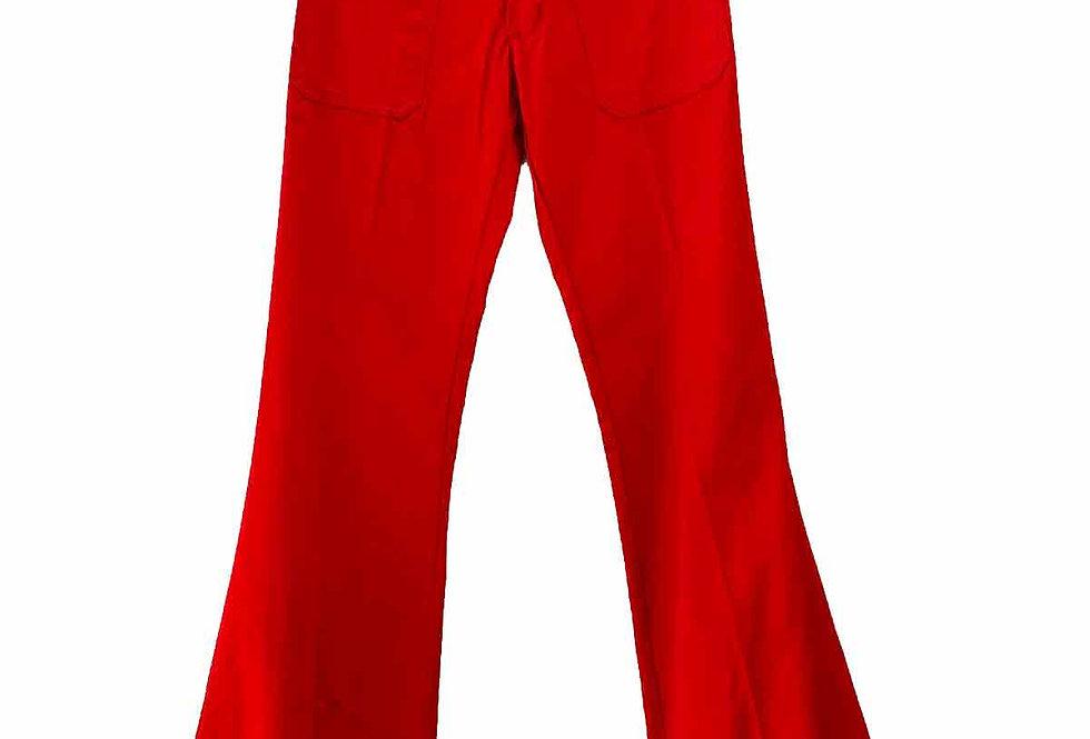Pantalon patte d'eph Wrangler - Taille 34
