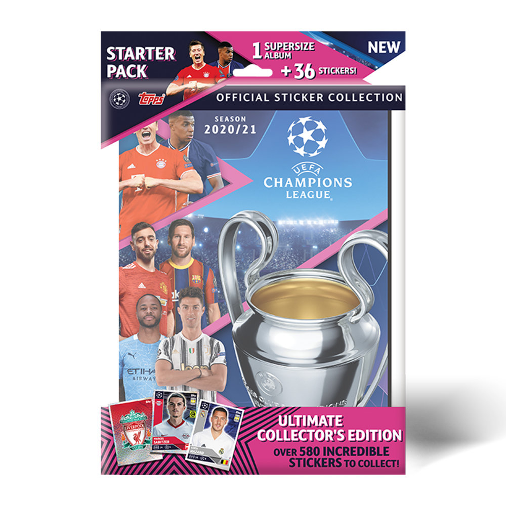 album pack topps uefa champions league 2020 21 stickers solve collectibles album pack topps uefa champions league 2020 21 stickers solve collectibles