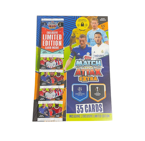 Multipack - Topps Match Attax Extra 2020/21