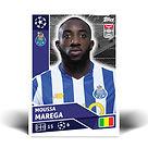 Topps UEFA Champions League 2020/21 Sticker Moussa Marega