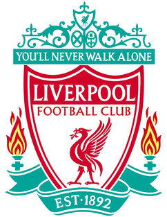Liverpool UCL UEFA Champions League 2020 Stickers Badge