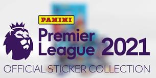 Panini Premier League Stickers 2021