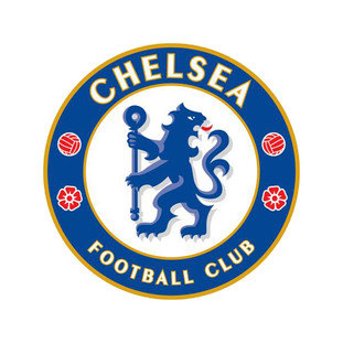 Chelsea Topps UCL Champions League 2020/21 Stickers badge