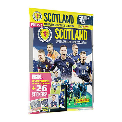 Starter Pack - Scotland Official Campaign Stickers